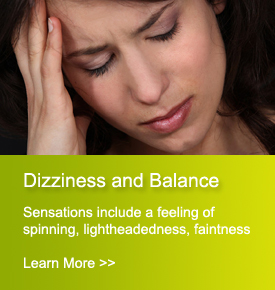 Dizziness and Balance